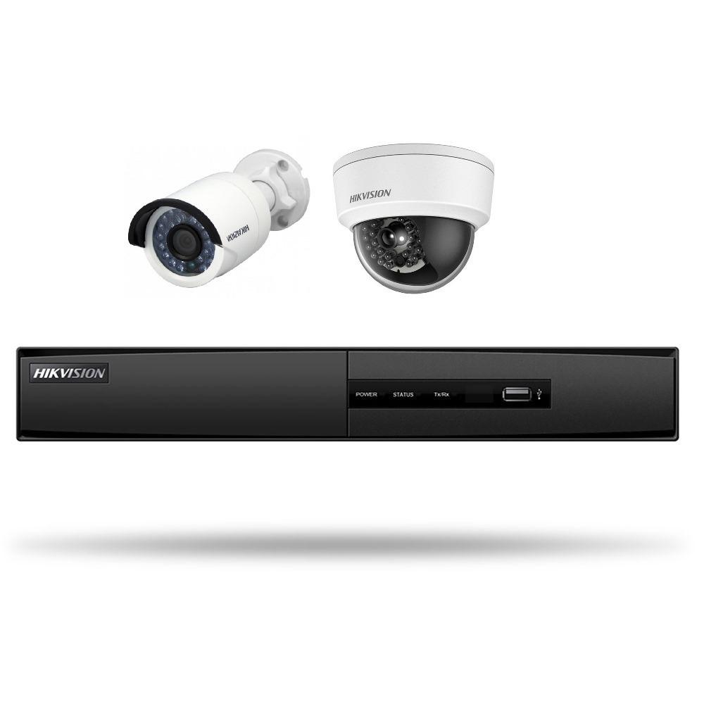 Hikvision Camera set